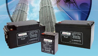 Sealed Lead Acid battery with AGM Technology 40Ah, 12V