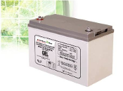 Solar Gel Battery 100Ah, 12V