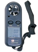 Anemometer Compact Digital Wind Speed Meter