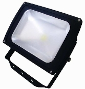 High Power Omega LED Floodlight - 12Vdc System