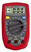 Digital Multimeter With Temperature Probe