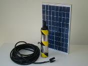 Solar Powered DELTA-10 Deep Well Pump