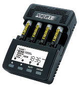 Maha PowerEx MH-C9000 WizardOne Battery Charger & Analyzer