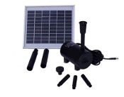 Solar Medium Brushless Pump