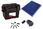 Solar Pump With Battery Bank