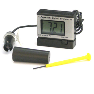 Digital Ph Meter With Fixed Electrode