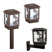 4 in 1 Solar Decorative Light - Set of 2 Lights