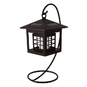 Solar Mini Lantern Pagoda with On Hook