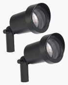 Omega Mini Twin Spotlights - 20W