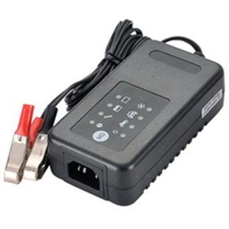 Emergency Battery Charger With Desulfator