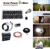 20 Watt Do it Yourself Energy Lighting Starter Kit