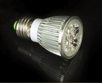 LED Grow Light Bulb - 10W E27 Spotlight
