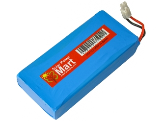 Lithium (LiFePO4) Battery 8Ah, 12V