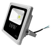 10 Watt Small LED Floodlight - 12Vdc System