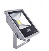 20 Watt Small LED Floodlight - 12Vdc System
