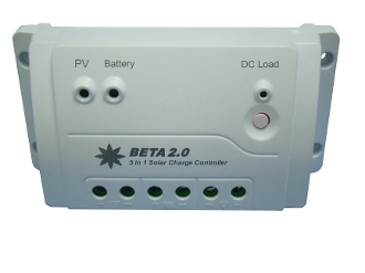 BETA 2.0 Solar Charge Controller 20A