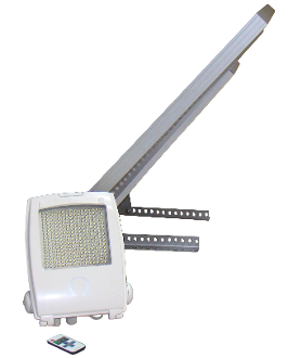 Omega Solar Flood Light - Home, Military, Billboard, Boat, Genset
