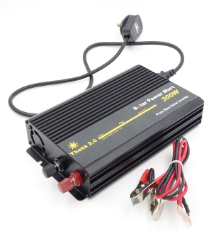 Theta 300W Pure Sine Wave Inverter With Battery Charger