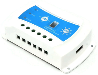 GAMMA 3.0 Solar Charge Controller - 10A