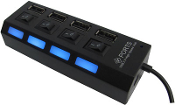 USB 2.0 Hub With 4 Port
