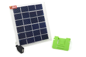 Frameless Solar Panel 3W USB Power