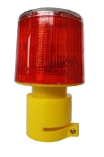 Solar Warning Signal Light