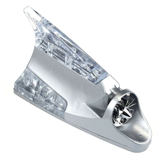 Wind Power Decorative LED Car Light