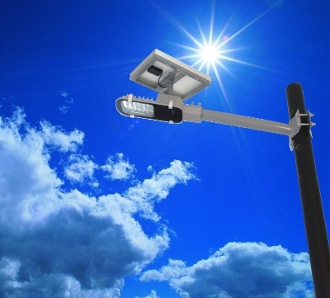 Solar 480X Mini Street Light