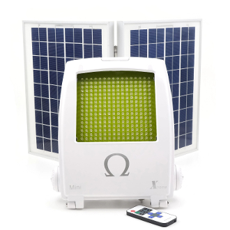 Mini Omega 2.0 Solar Floodlight for Malaysia