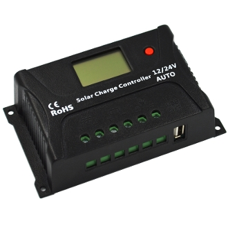 BETA 3.0 Solar Charge Controller 20A