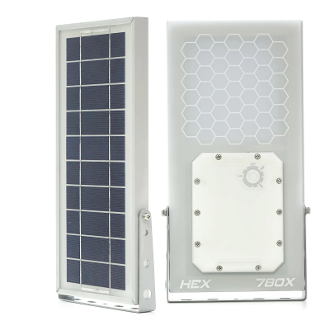 HEX 780X Solar Wall Light