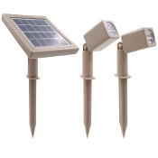HEX 30X Twin Solar Spotlight Set