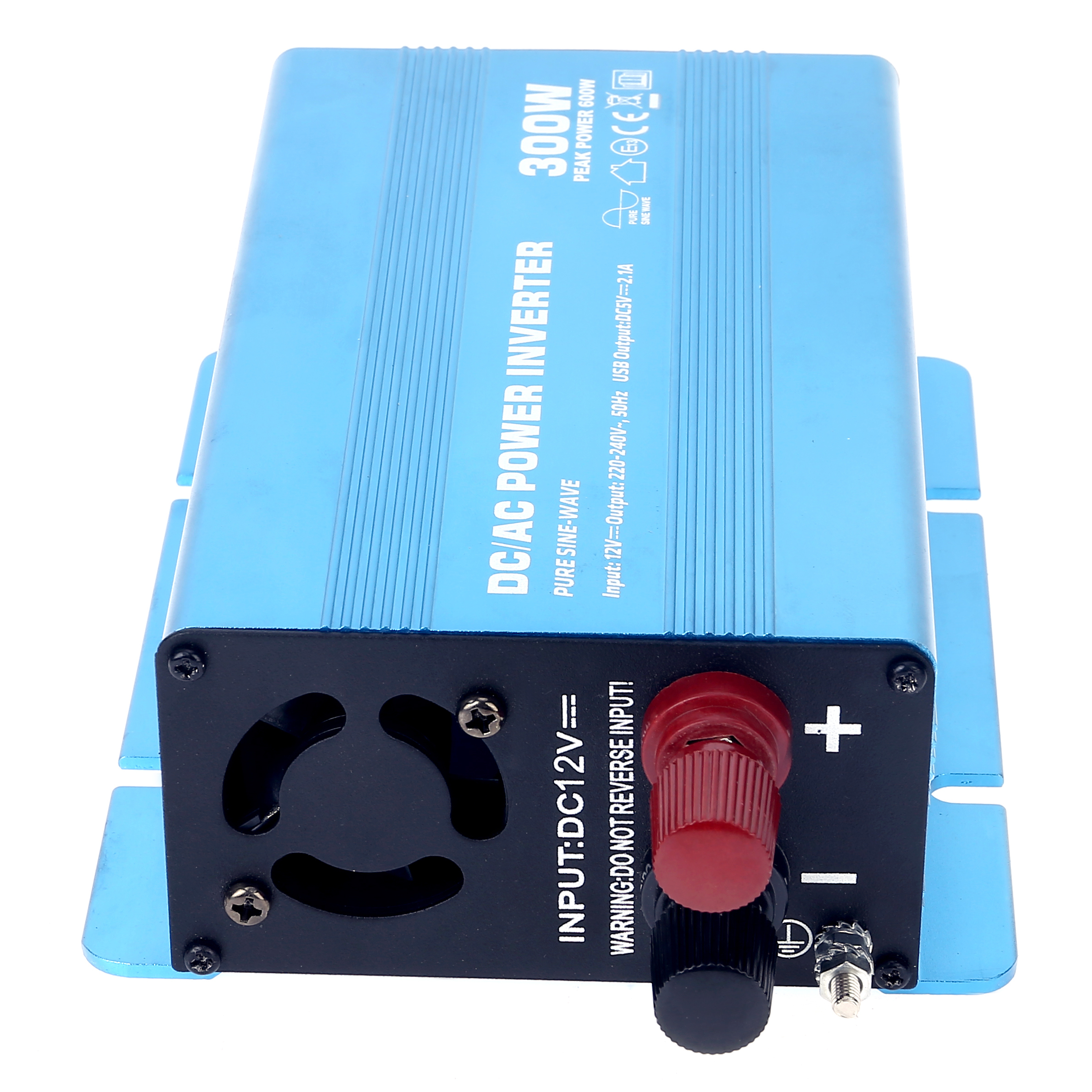 Theta 300w Pure Sine Wave Inverter 300 Watts Pwm Controlled Circuit With Output