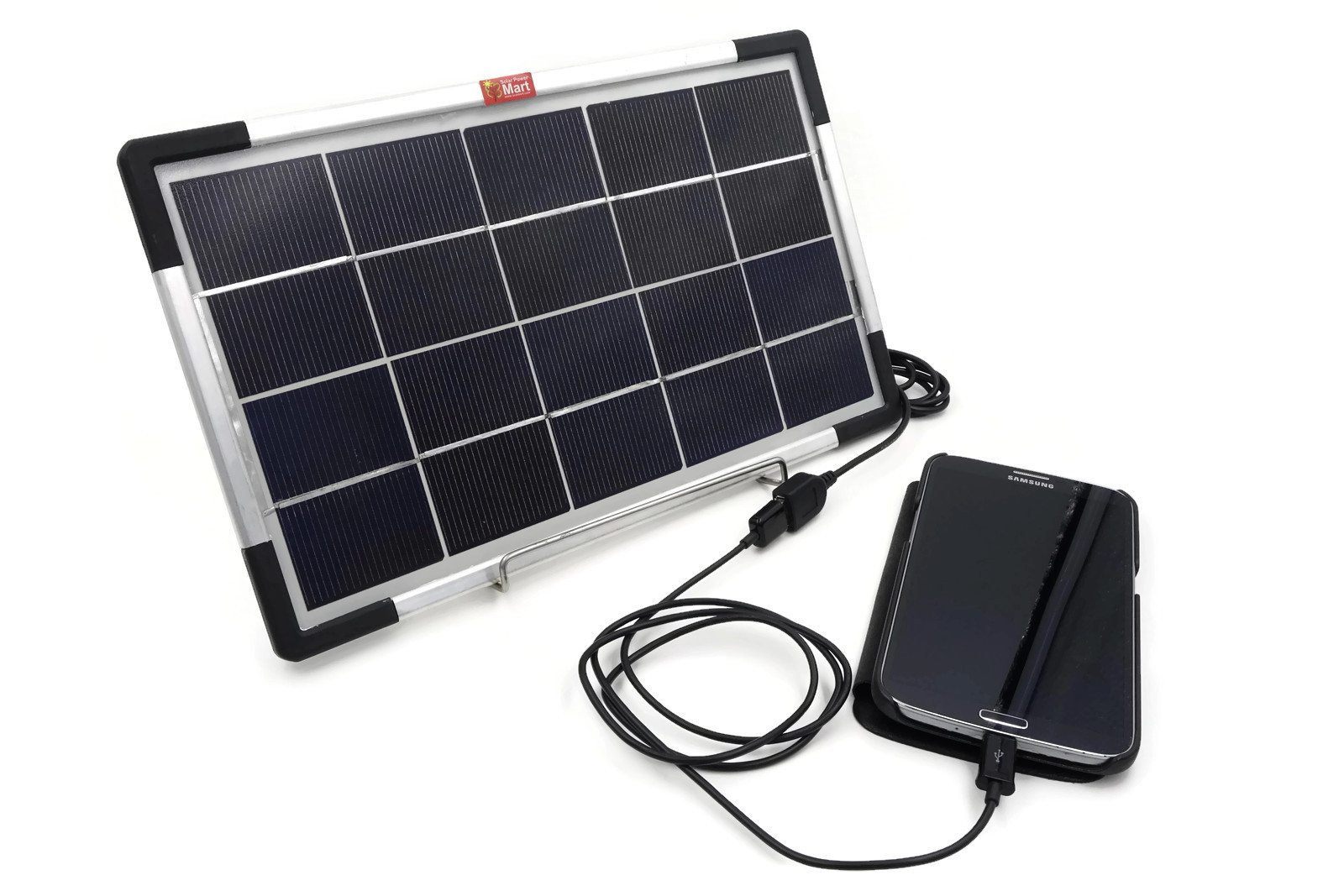 6W USB Solar Panel DIY Solar Power Lighting Kit | eBay