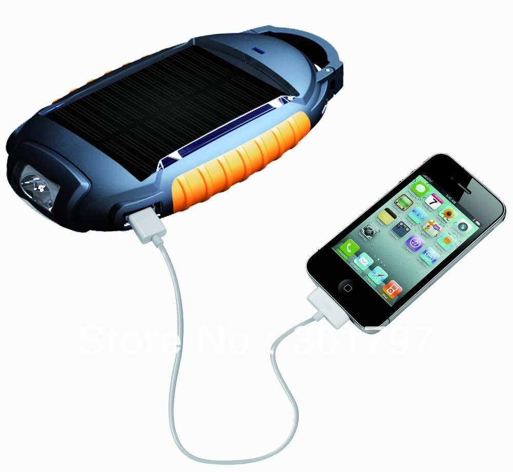 It Operates Continuously For 2 To 3 Hours On Solar Power Alone. It Charges  Any Universal Cell Phone On The Light Of The Sun. Very Convenience To Carry  ...