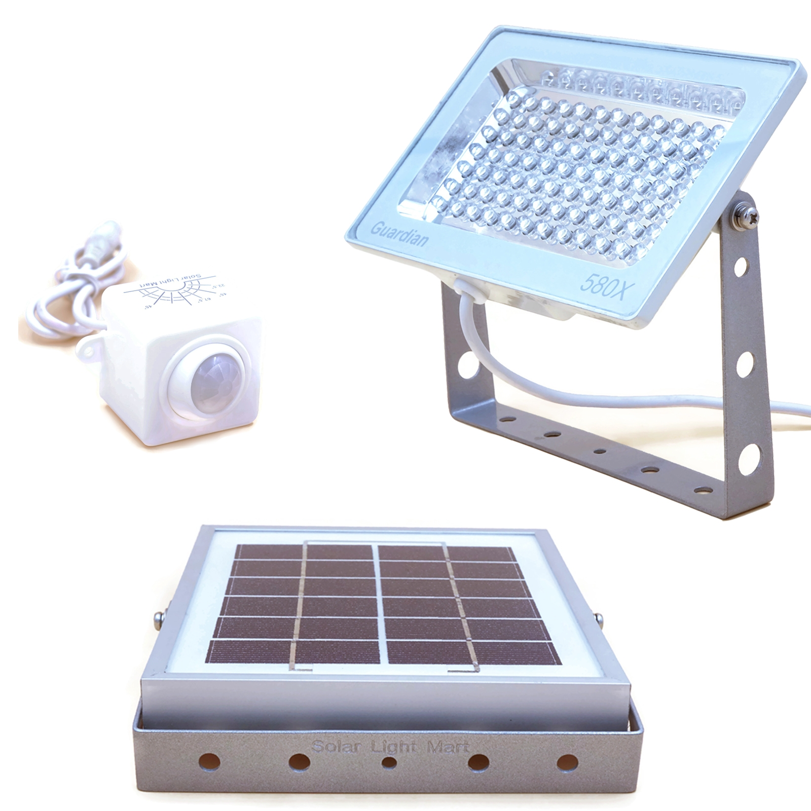 Solar Guardian Floodlight , Park Lighting, Security Light